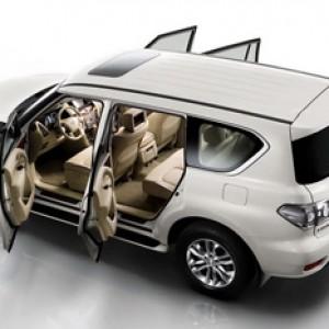 Полностью новый Nissan Patrol представлен в ОАЭ